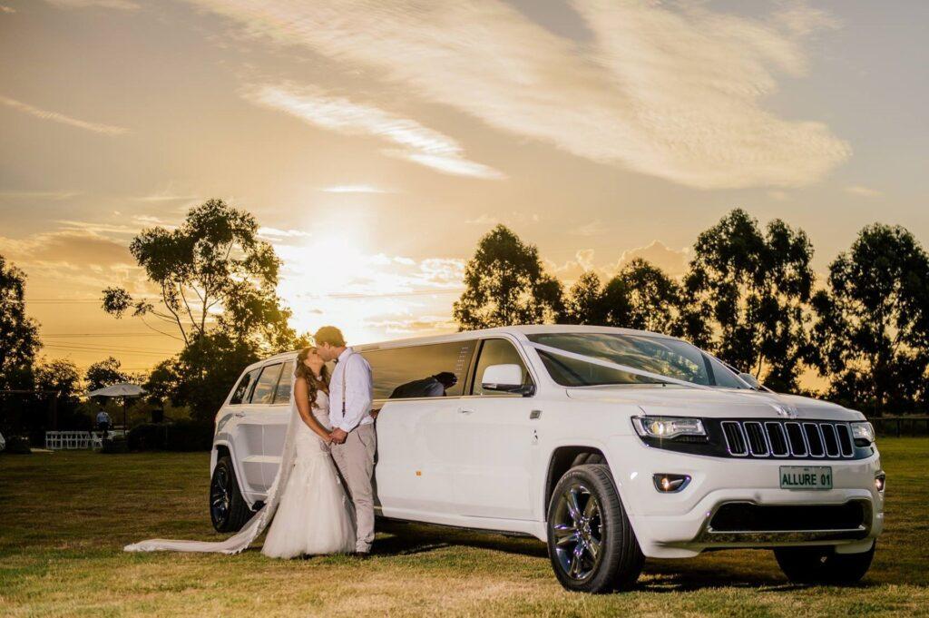 Wedding Valet Parking Services